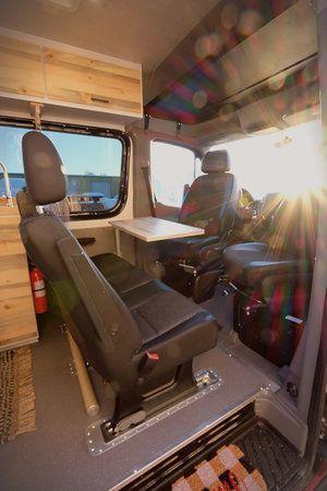 Photo of More Custom Vans — Custom Van Builder | Vanlife Customs