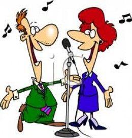 Vocal Warm Ups For Better Singing And A Bigger Range Cartoon Clip Art Free Clip Art Singing