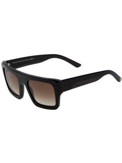 79d0e37f866 BALENCIAGA Thick Frame Sunglasses