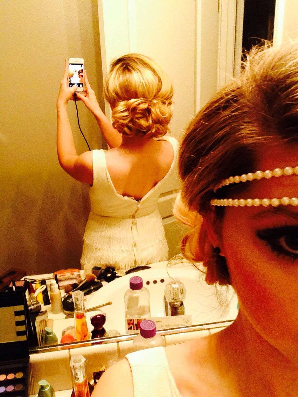 Great gatsby hair | My Style | Pinterest