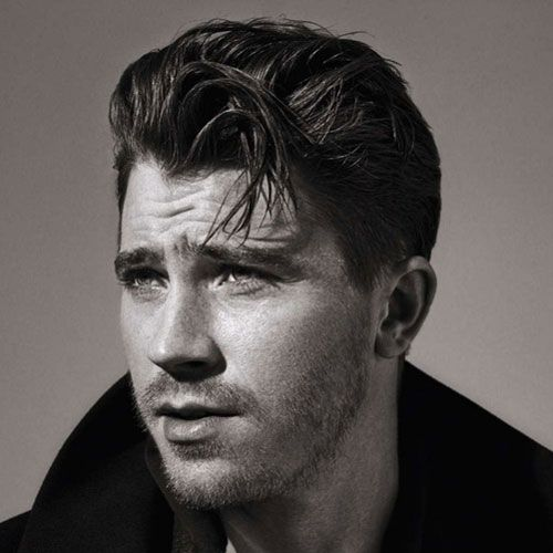 Men Hair Tonic 1950s: 1950s Hairstyles For Men