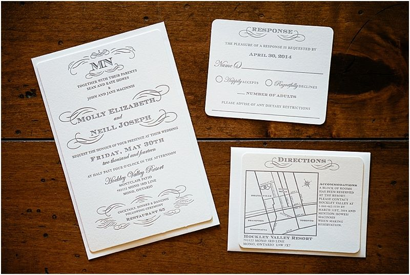Hockley Valley Resort Wedding Photographer Caitlin Free - free invitation layouts