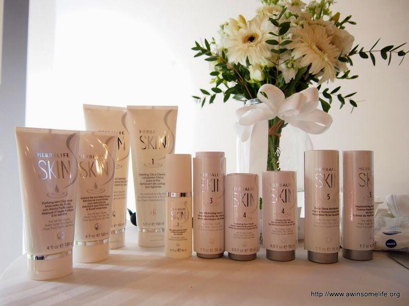 [Facial/Skincare Product Review] Herbalife SKIN Facial