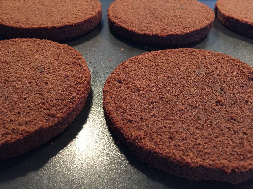Grundteig Rezept für Schokoladenkuchen - lecker-macht-süchtig