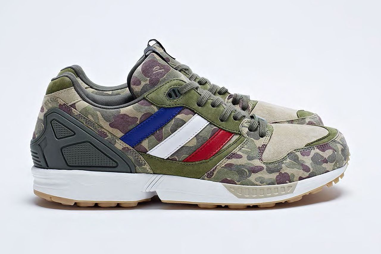 634e30296926 The A Bathing Ape x UNDFTD x adidas Consortium 2013 Spring Summer  Collection Gets a