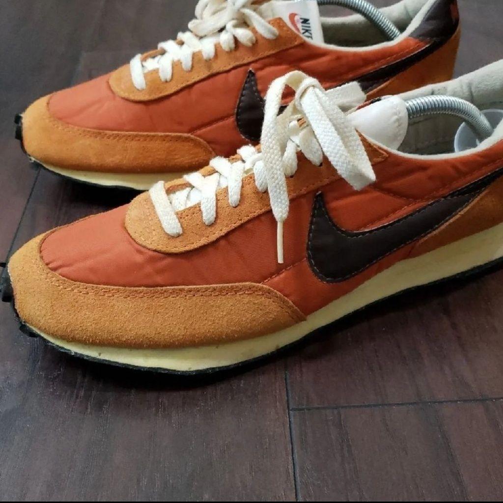 Nike waffle day break orange | Nike waffle, Nike, Nike