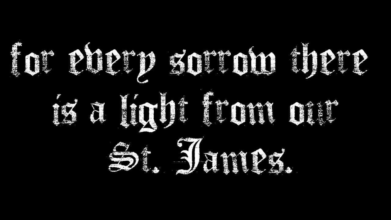Avenged Sevenfold St James Lyrics Hd With Images Avenged