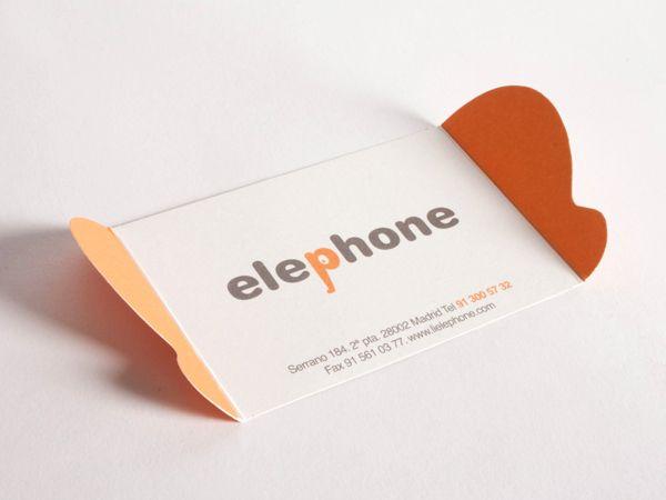 ELEPHONE BRAND by Borja de Arteaga