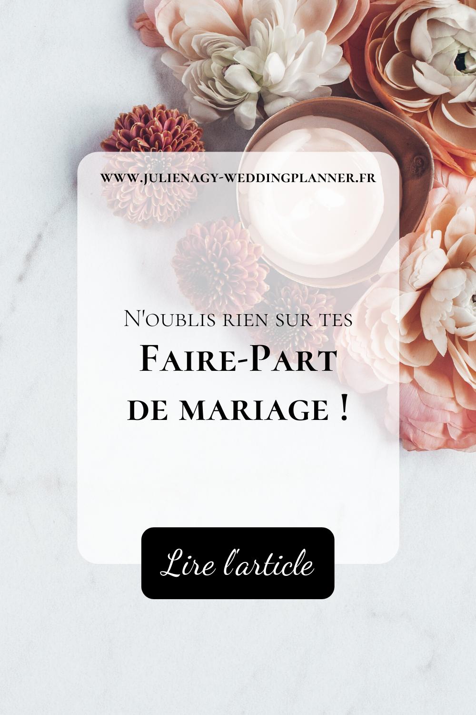 Faire Part De Mariage Faire Part Mariage Invitation Mariage Planning Mariage