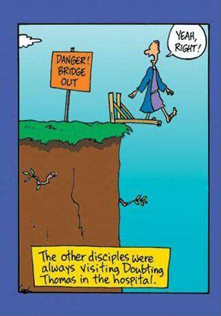 When In Doubt Christian Humor Funny Christian Jokes Church Humor