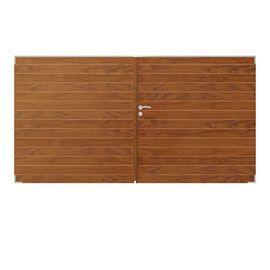 Portail en bois Orchidée 350 cm | JARDIN | Pinterest | Portail en ...