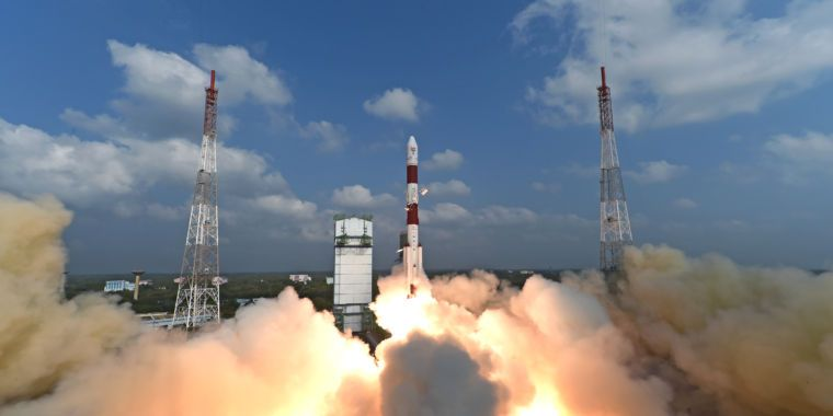 Nominee For Top Intelligence Post Shocked By Indian Satellite Launch Space Program Indian Space Research Organisation India