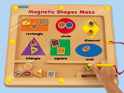 Magnetic Shapes Maze At Lakeshore Learning Lakeshore Learning