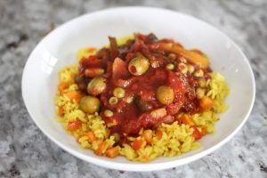 Vegetarian Inspired Ropa Vieja -Gluten Free & Vegan