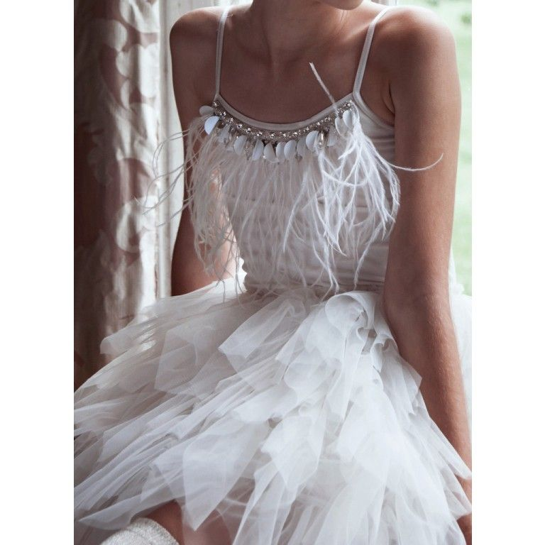Tutu Du Monde Swan Queen Dress Size 2/3 Rent - Hire   Tutu