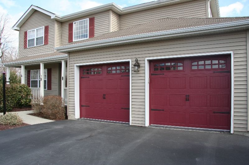 Dutchess Overhead Doors installed garage door by Raynor