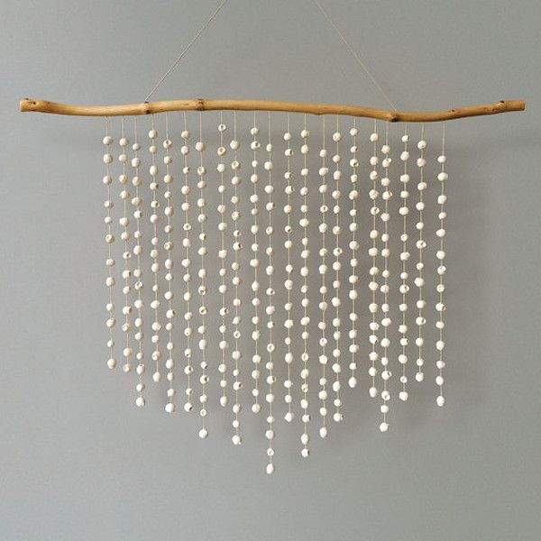 See Shells - 15 Modern Wall Hangings We Need In Our Lives - Photos