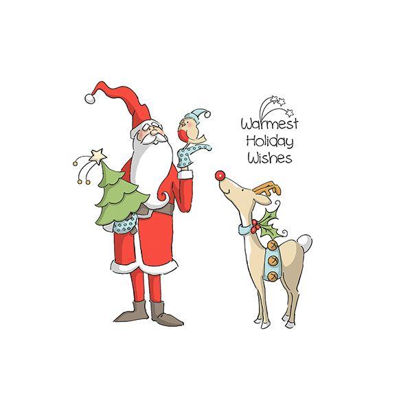 Holiday Wishes Set (Sku#4516)