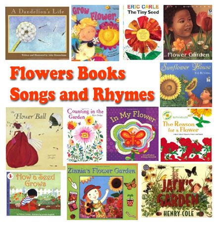 Flowers rhymes songs and books for preschool and kindergarten flowers rhymes songs and books for preschool and kindergarten kidssoup mightylinksfo Image collections