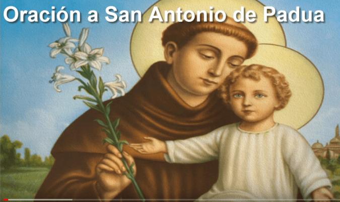 Vamos A Ver Una Oracion A San Antonio De Padua Para Casos Dificiles Con Esta Oración Vas A Poder Consegu Oracion A San Antonio San Antonio De Padua San Antonio