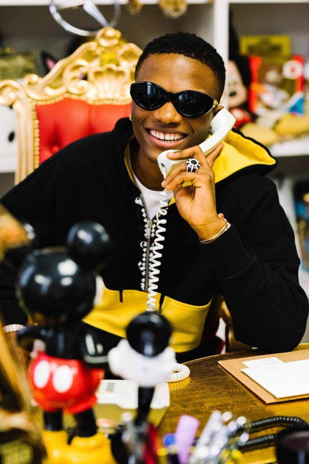 Wizkid Replies Teni S Offer To Sponsor Businesses Nigerian Music Videos Dance Music Videos Celebrity Lifestyle