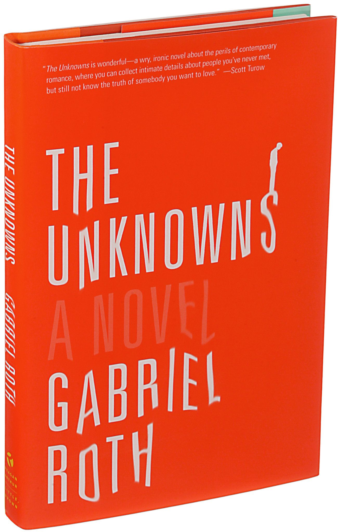 'The Unknowns' Is Gabriel Roth's Debut Novel Novels