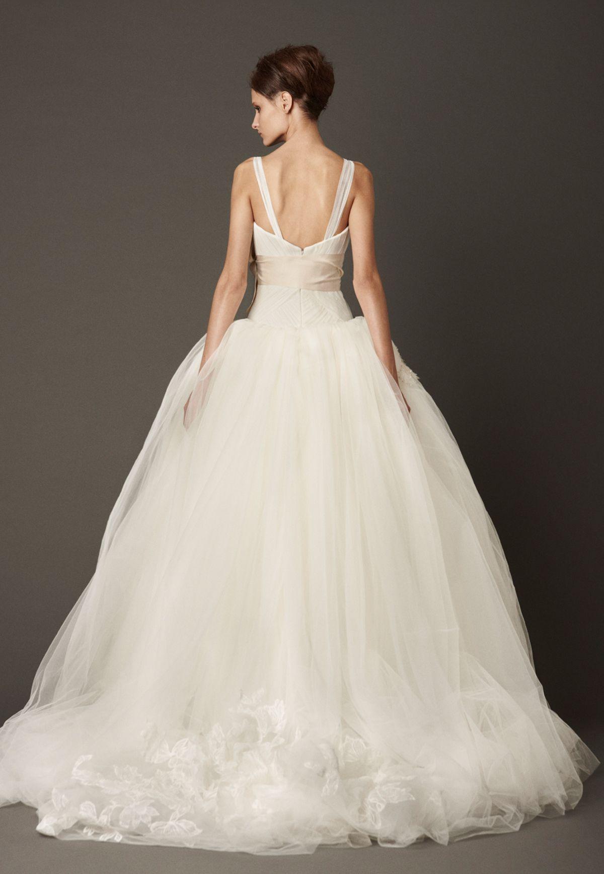 Wedding dresses bridal gowns by vera wang fall dress
