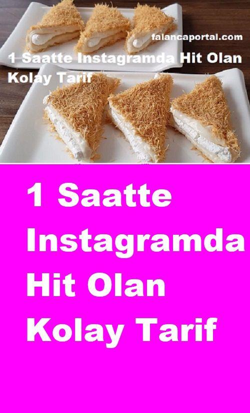 1 Saatte Instagramda Hit Olan Kolay Tarif #ricekrispiestreats