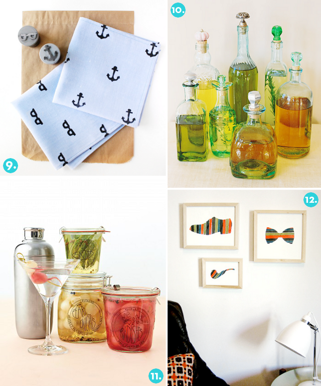 Father's Day Roundup: 12 Awesome #DIY Gifts for Dad!