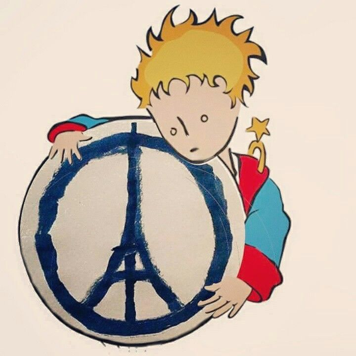 #peace #prayforParis