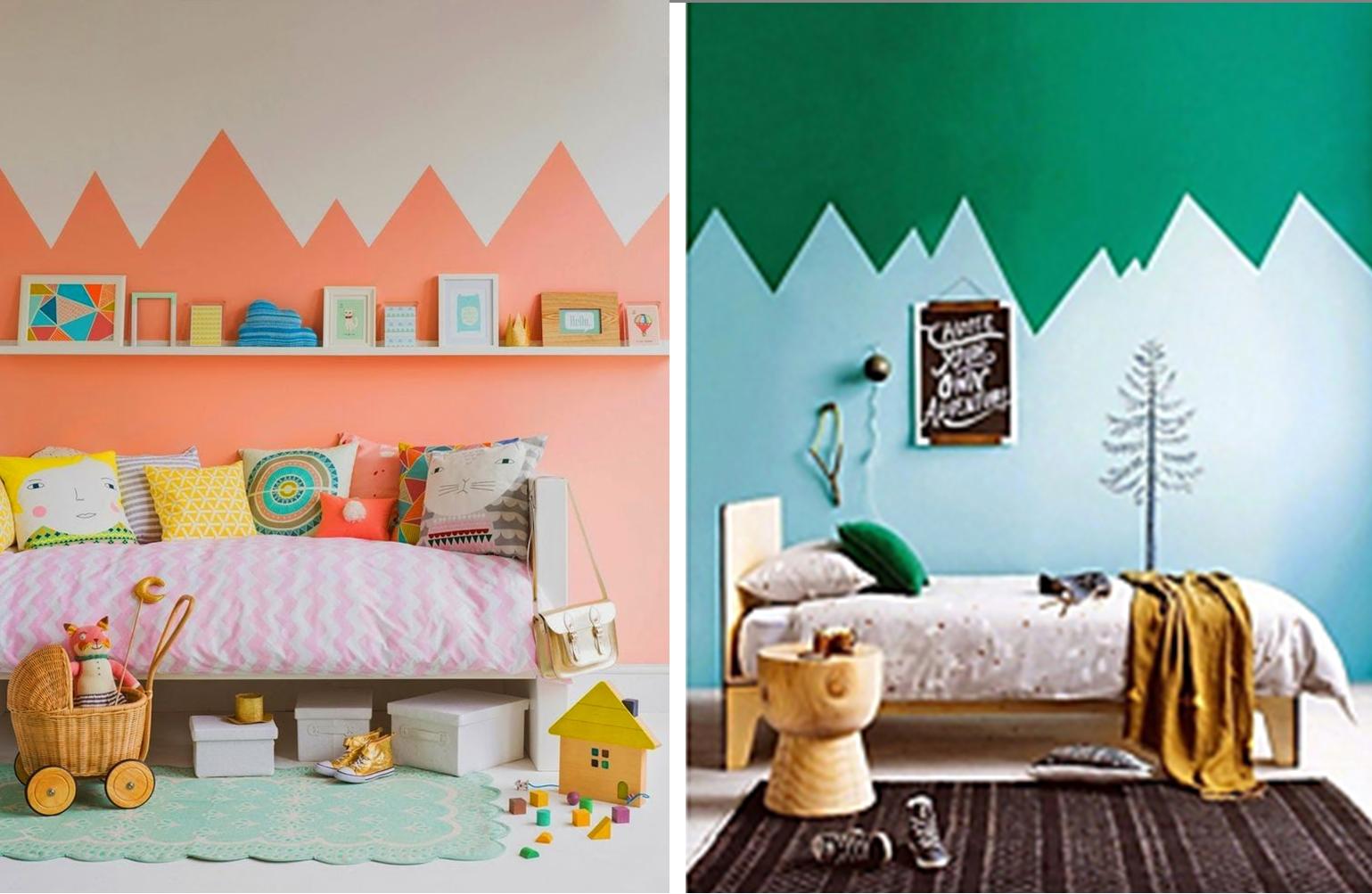 Formas de pintar paredes comedor clsico con paredes con - Formas de pintar una casa ...