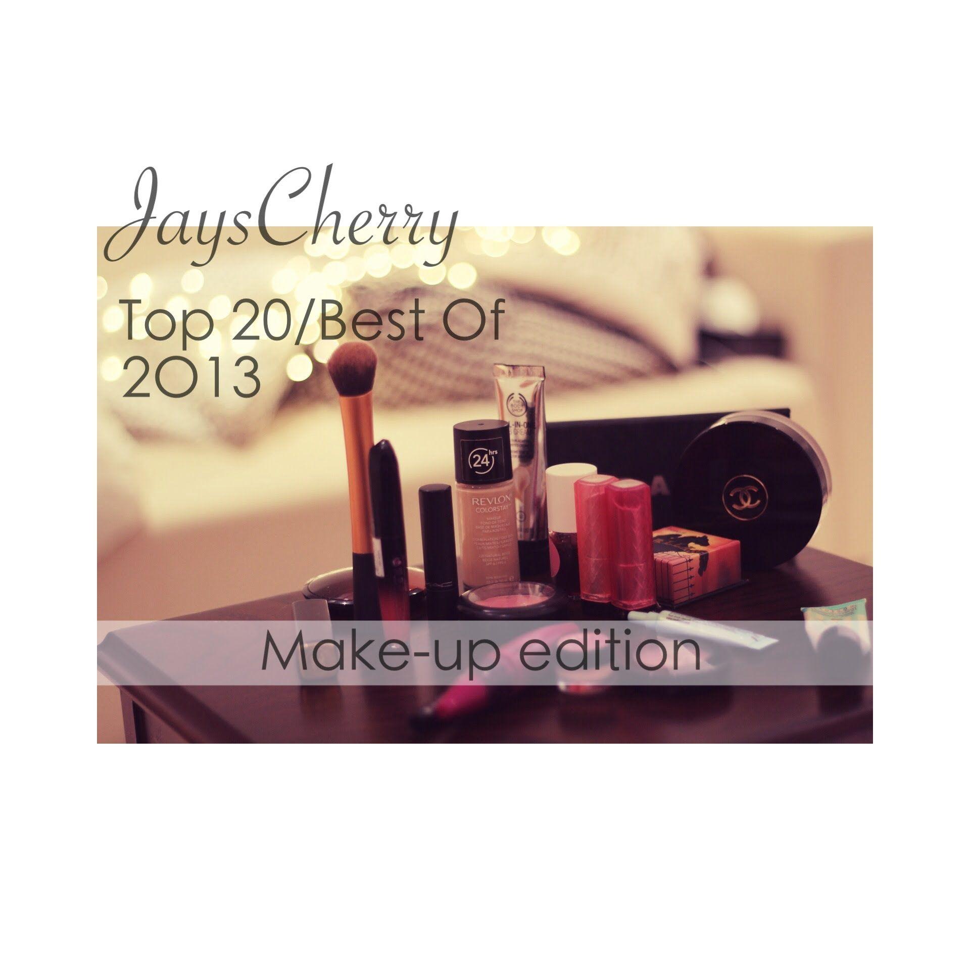 Best Of 2o13 Make Up افضل 20 منتج حبيتهم Cherry On Top Make Up How To Make