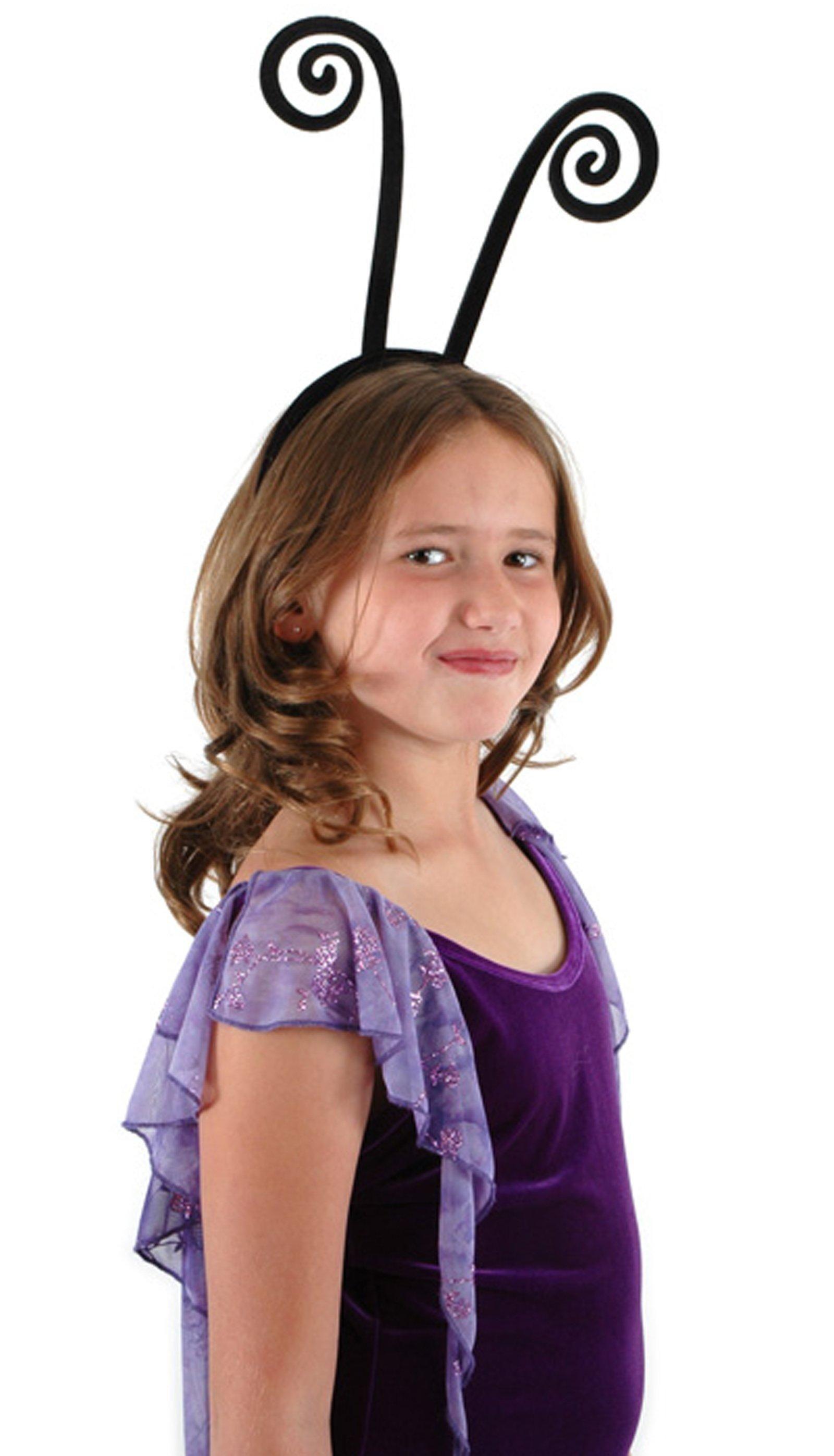 Girl Kids/' Insect Antenna Headband Bumblebee Ladybug Costume Accessories