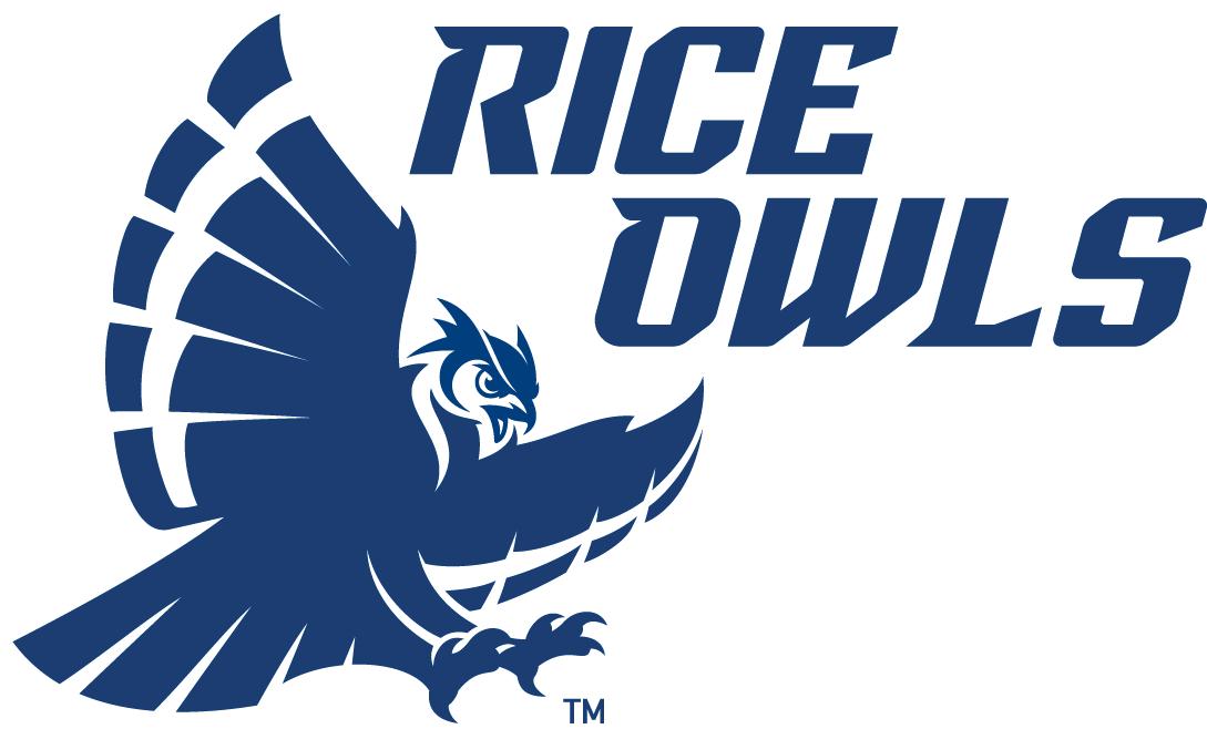 Rice Owls Alternate Logo Ncaa Division I N R Ncaa N R Chris Creamer S Sports Logos Page Sportslogos Net Logos College Football Logos Word Mark Logo
