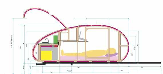 teardrop camper plans pdf plans diy free download sears rh pinterest com Travel Trailer Plans Build Yourself Travel Trailer Plans