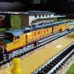 Union Pacific escala N
