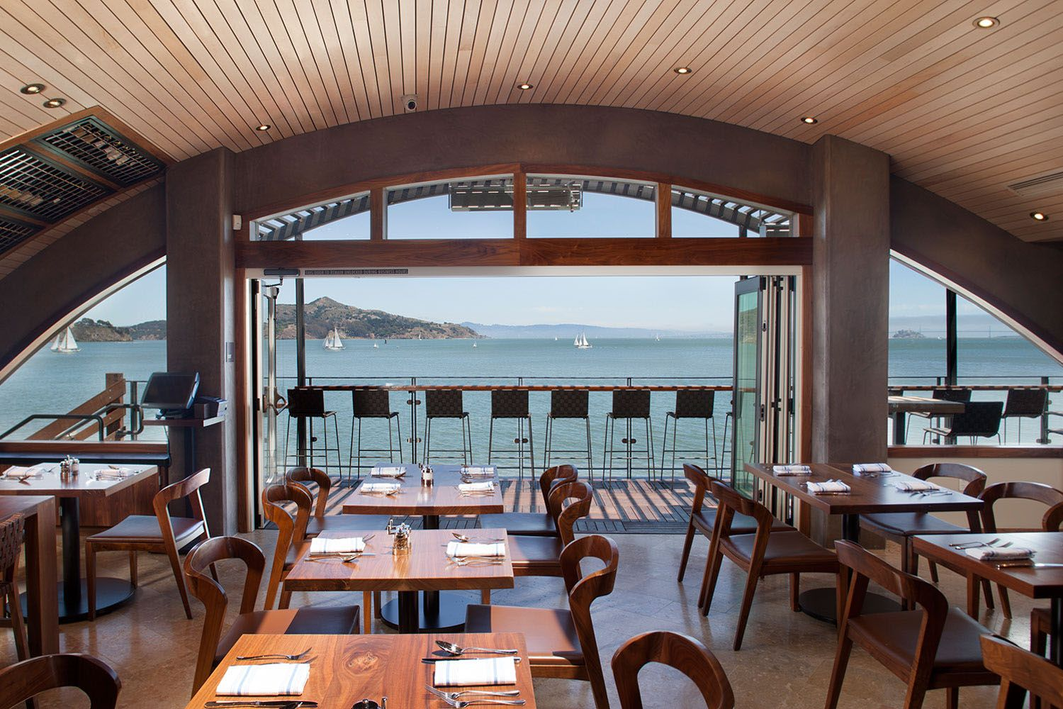 Barrel House Tavern   Sausalito, California, San Francisco Bay Area
