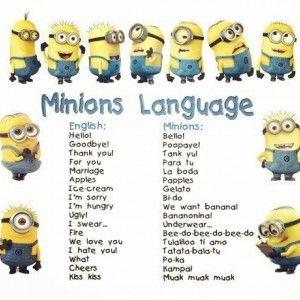 Minion Namen