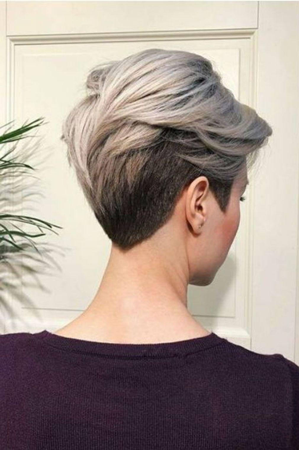 11++ Photo coiffure courte 2019 le dernier