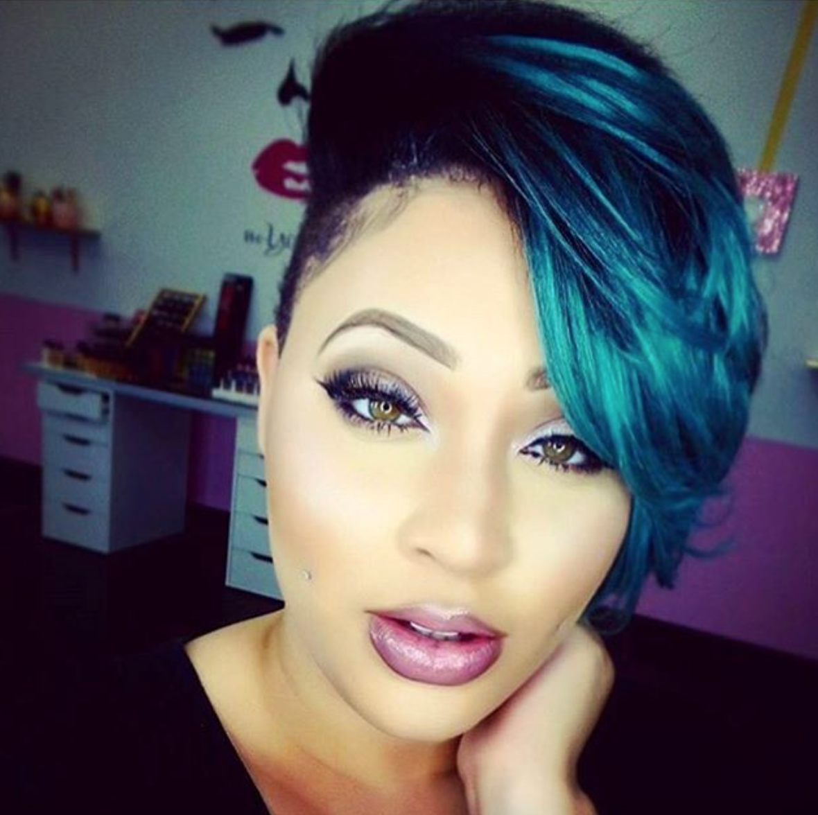 Dope cut and color dollymonroe community