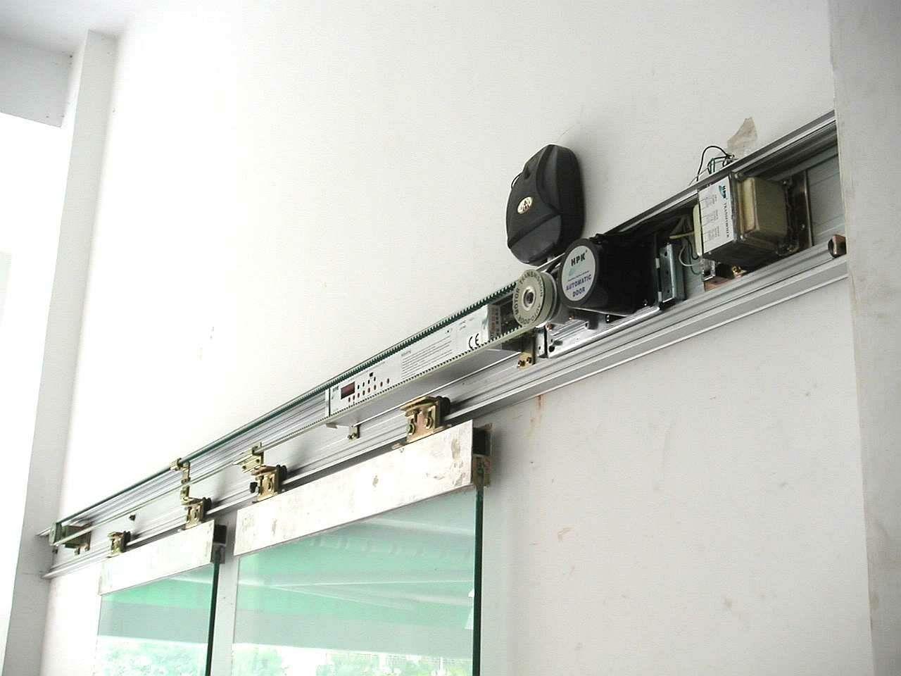 Motorized Sliding Door System Sliding Door Systems Sliding Doors Doors