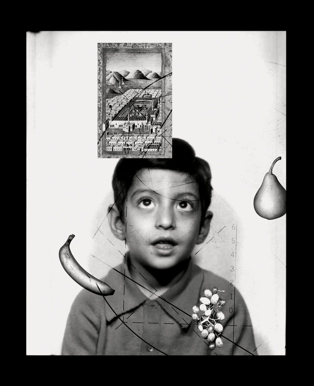 5Memory Anas Al-Shaikh, Memory of Memories 1, 2001.