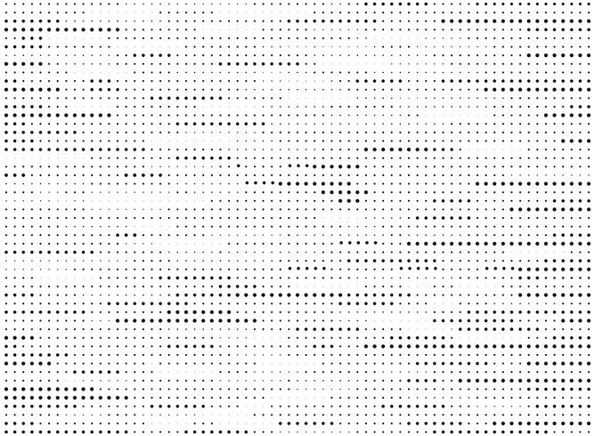 Abstract Modern Black And White Dots Pattern Line Halftone Texture Vector Illustration Vector Eps10 Texture Vector Halftone Pattern Dots Pattern