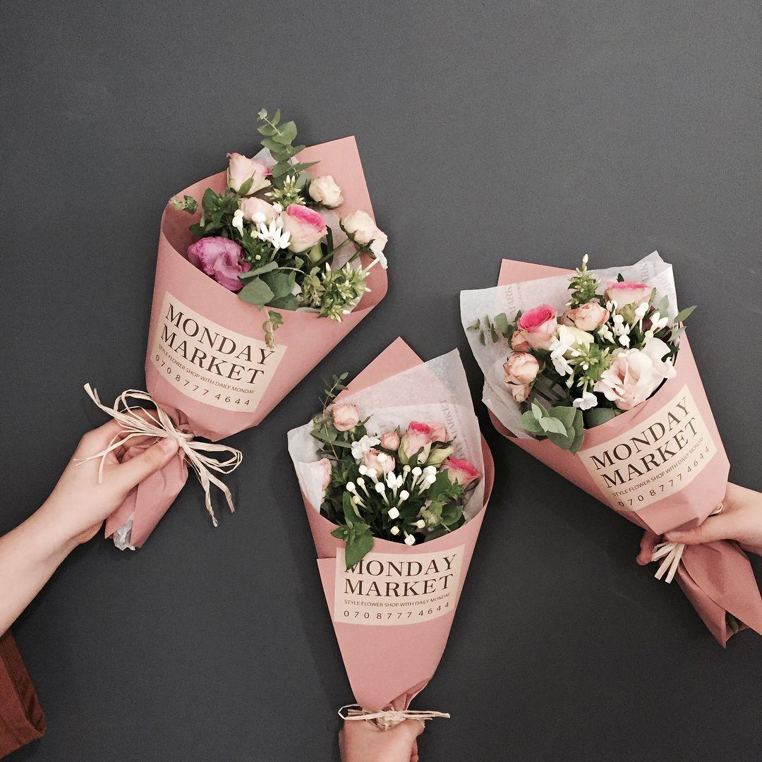 7018680b 사진 설명이 없습니다. | Flowers | Букет цветов, Цветы, Небольшой букет