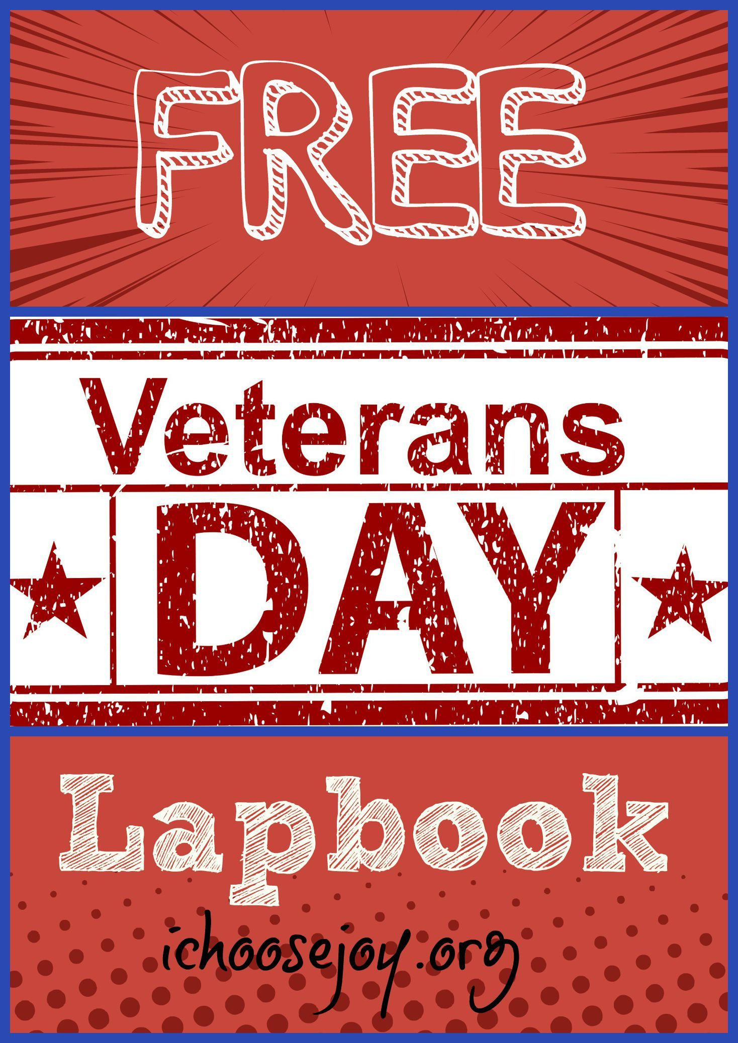 11 Days Of Veterans Day Activities Link Up