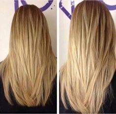 Long Layered Straight Hair 2020 40