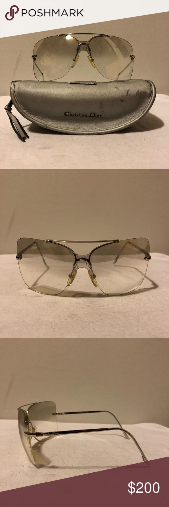 ad22d19eba40 Vintage Christian Dior motard Glasses Vintage Christian Dior Motard Glasses  In great condition Dior Accessories Glasses