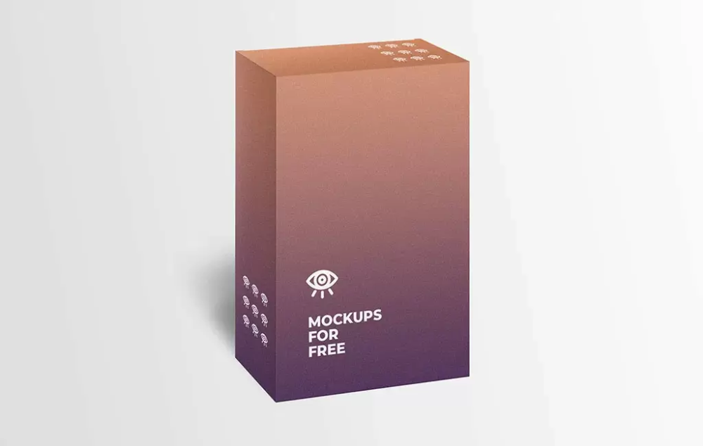 Download Paper Box Mockup Mockups For Free Box Mockup Free Packaging Mockup Free Mockup
