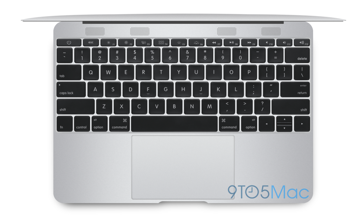 The Next MacBook Air Will Be A 12Inch Beauty With An Edge