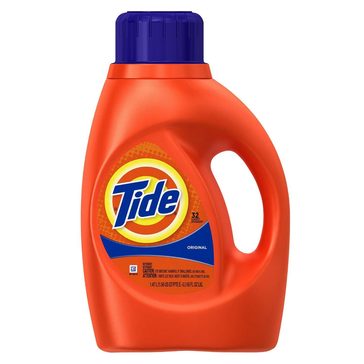 Tide 50 Oz Concentrated Liquid Tide 13878 6 Case Tide Liquid